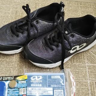 バンダイ(BANDAI)のバンダイアンリミティブ 男の子用 紐靴 21.0(スニーカー)