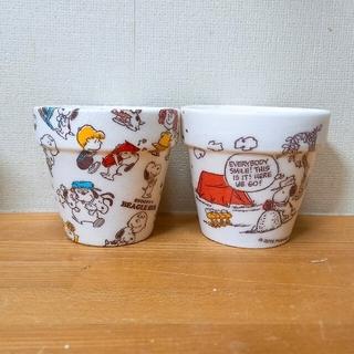 No.3 素焼き リメイク鉢【デコパージュ】約2.5号鉢セット(その他)