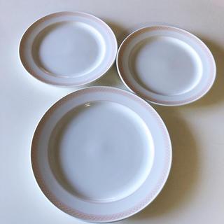 ノリタケ(Noritake)のノリタケ プリマデュラprima duraプレート3枚セット(食器)