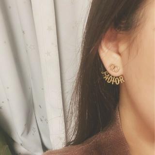 ディオール(Dior)のDior 超人気のイヤリング耳环(イヤリング)