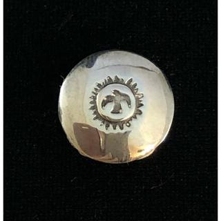 ゴローズ(goro's)の送料無料 大特価 ゴローズ イーグル刻印 コンチョ 直径約1.5cm(ネックレス)