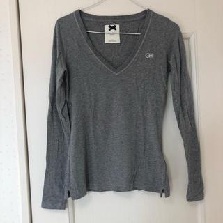 ギリーヒックス(Gilly Hicks)の新品ギリーヒックス😡長袖Tシャツ(Tシャツ(長袖/七分))