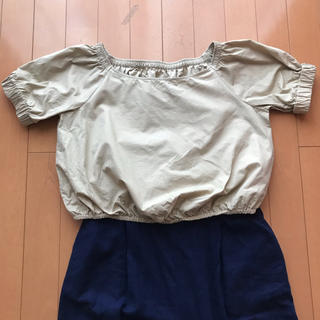 マカフィー(MACPHEE)のマカフィー カットソー(カットソー(半袖/袖なし))