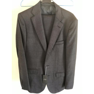 テットオム(TETE HOMME)の未使用 Blackon テットオム グレー サイズ50 裾直し済 秋冬 タグ付き(セットアップ)
