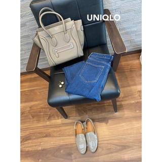 ユニクロ(UNIQLO)のユニクロ スキニー デニム Mサイズ(デニム/ジーンズ)
