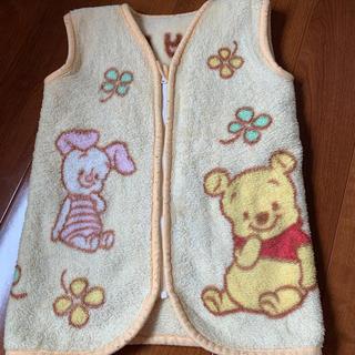 ディズニー(Disney)のスリーパー ベビー 毛布 プーさん(毛布)