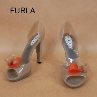 フルラ(Furla)のFURLA フルラ 35 イタリア製 ハイヒール(ハイヒール/パンプス)