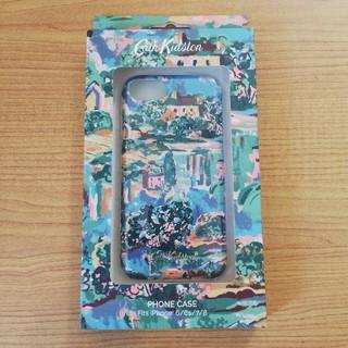 キャスキッドソン(Cath Kidston)のキャスキッドソン iPhoneケース アーティストビュー 油絵 絵画 田園 風景(iPhoneケース)