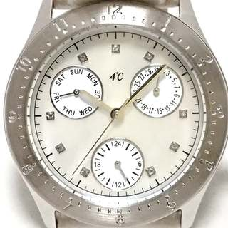 ヨンドシー(4℃)の4℃(ヨンドシー) 腕時計 レディース(腕時計)