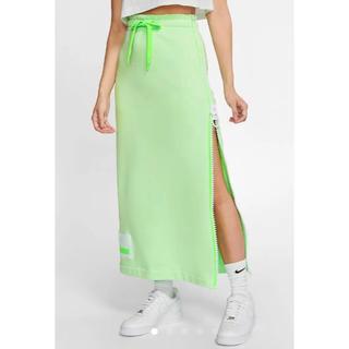 ナイキ(NIKE)の新品 NIKE ナイキ ロングスカート  (ロングスカート)