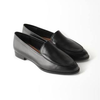 アパルトモンドゥーズィエムクラス(L'Appartement DEUXIEME CLASSE)のFLATTERED フラットシューズ 38(ローファー/革靴)