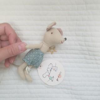 ボンポワン(Bonpoint)のメイレグ ネズミ ぬいぐるみ(ぬいぐるみ/人形)