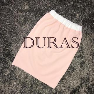 デュラス(DURAS)のDURAS【タイトスカート】(ひざ丈スカート)