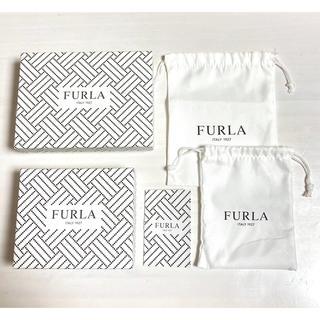 フルラ(Furla)の【FURLA】財布&キーケース 空箱(ショップ袋)