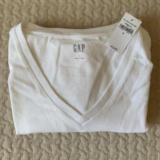 ギャップ(GAP)のメンズGAP 白Tシャツ(Tシャツ/カットソー(半袖/袖なし))