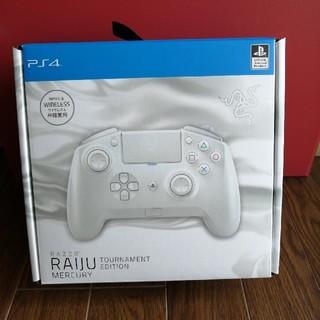 プレイステーション4(PlayStation4)のRazer raiju TE(PC周辺機器)