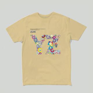 ゆず 村上隆 FLOWER × YZ Tシャツ Lサイズ(Tシャツ/カットソー(半袖/袖なし))