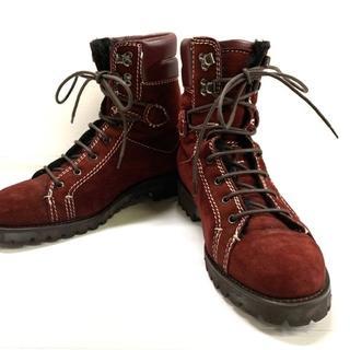 セルジオロッシ(Sergio Rossi)のセルジオロッシ ショートブーツ 7 メンズ(ブーツ)
