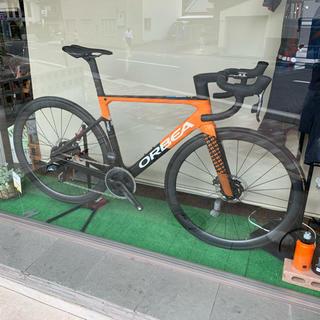 2021モデル オルベア オルカM21リミテッド エウスカディ 51サイズ(自転車本体)