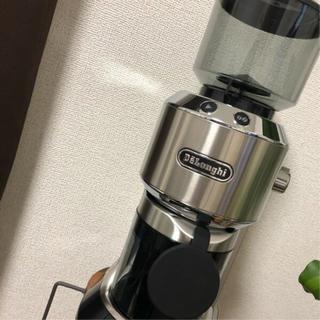 デロンギ(DeLonghi)のデロンギ♡コーヒーグラインダー(電動式コーヒーミル)