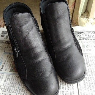 アシックス(asics)のアシックスウォーキング22*5センチ(ローファー/革靴)