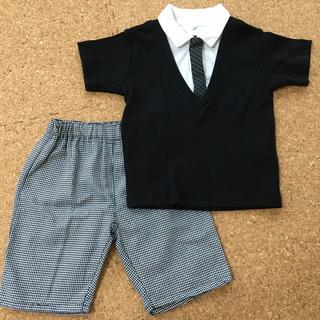 ニシマツヤ(西松屋)のフォーマル 上下セット(ドレス/フォーマル)