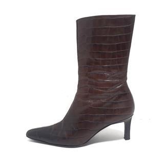 ラルフローレン(Ralph Lauren)のラルフローレン ブーツ 6 1/2 レディース -(ブーツ)