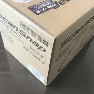 富士通 - 値下げ  ScanSnap FI-iX500-c    スキャナー