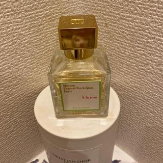 メゾンフランシスクルジャン(Maison Francis Kurkdjian)のA'la  rose  香水(香水(女性用))