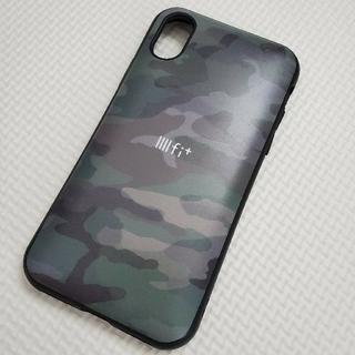 iPhoneXケース llllfit 迷彩(iPhoneケース)
