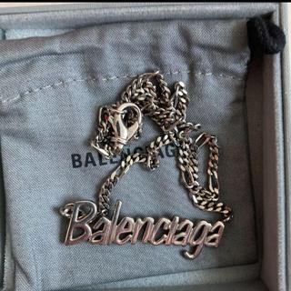 バレンシアガ(Balenciaga)の最安値!balenciaga typo ネックレス バレンシアガ(ネックレス)