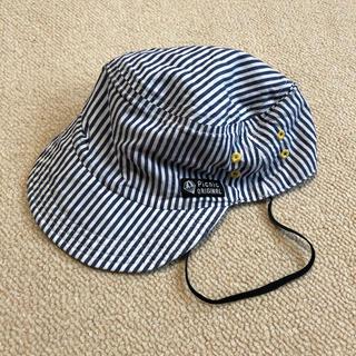 アカチャンホンポ(アカチャンホンポ)の帽子 リバーシブル(帽子)