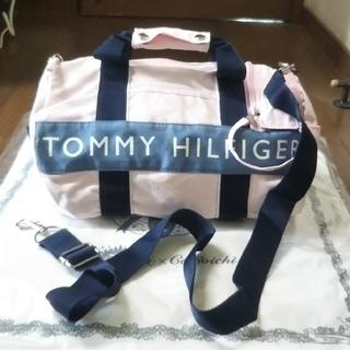 トミーヒルフィガー(TOMMY HILFIGER)のTOMMY HILFIGER ミニボストンバッグ 2way(ボストンバッグ)