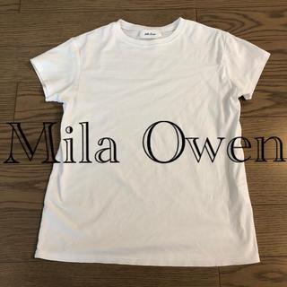 ミラオーウェン(Mila Owen)のミラオーウェン Tシャツ(Tシャツ(半袖/袖なし))