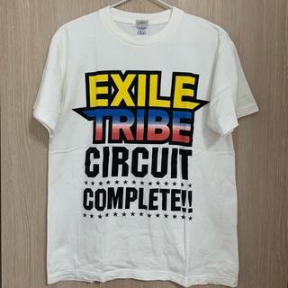 エグザイル トライブ(EXILE TRIBE)のEXILE TRIBE circuit complete tシャツ(Tシャツ(半袖/袖なし))
