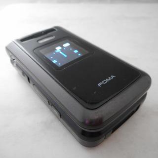エルジーエレクトロニクス(LG Electronics)のL600i FOMA ストーンブラック★ドコモ 中古携帯ガラケーdocomo(携帯電話本体)