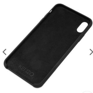 ケンゾー(KENZO)のKENZO ケンゾーiPhone XS Max (iPhoneケース)