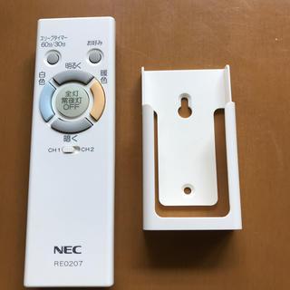 エヌイーシー(NEC)の照明リモコン NEC(その他)