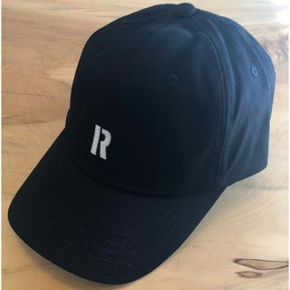 ロンハーマン(Ron Herman)の【新品】RHC Ron Herman ロンハーマン キャップ ブラック(キャップ)