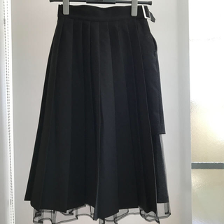 イートミー(EATME)のイートミー   ラップスカート 2019ss(ひざ丈スカート)