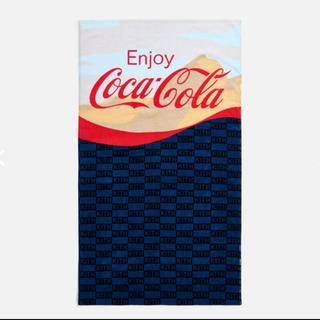 コカ・コーラ - KITH×Coca-Cola MOUNTAIN TOWEL