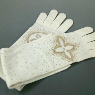 ルイヴィトン(LOUIS VUITTON)のルイヴィトン 手袋 22cm レディース美品  -(手袋)