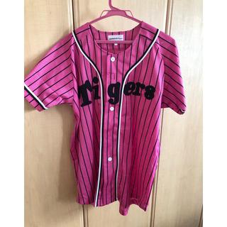 ハンシンタイガース(阪神タイガース)の阪神タイガース 応援ユニフォーム(野球)
