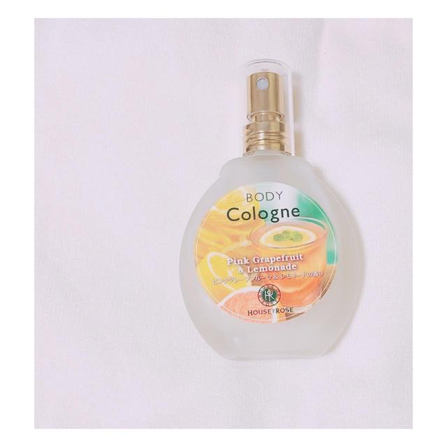 HOUSE OF ROSE(ハウスオブローゼ)のボディコロン ハウスオブローゼ ピンクグレープフルーツ&レモネード コスメ/美容の香水(香水(女性用))の商品写真