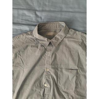 センスオブプレイスバイアーバンリサーチ(SENSE OF PLACE by URBAN RESEARCH)のストライプシャツ (シャツ)
