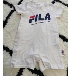 フィラ(FILA)のFILA ロンパース80(ロンパース)