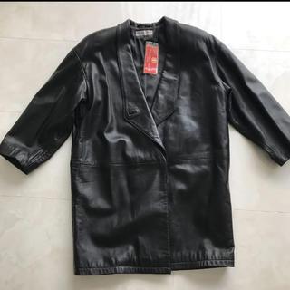 Balenciaga - 定価25万 バレンシアガ レザーコート ジャケット
