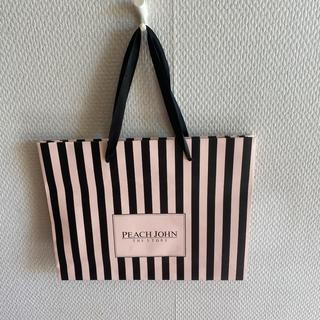 ピーチジョン(PEACH JOHN)のピーチジョンのショップ袋(ショップ袋)