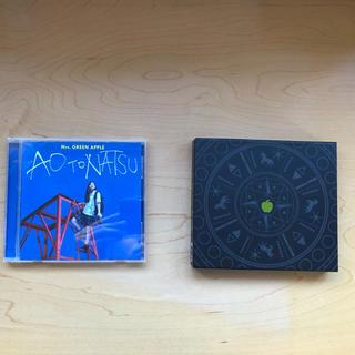 ユニバーサルエンターテインメント(UNIVERSAL ENTERTAINMENT)のMrs.GREEN APPLE アルバム&シングルセット(ポップス/ロック(邦楽))