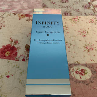 インフィニティ(Infinity)のインフィニティ セラム コンプリーション(乳液/ミルク)